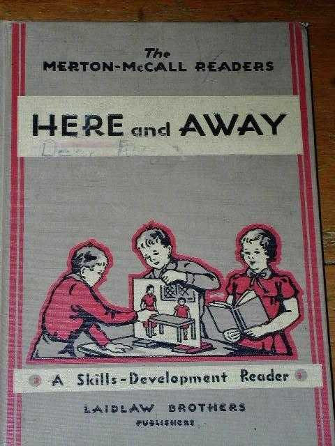 Here and Away - Merton McCall Reader,  1938