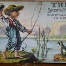 Advertising Card
