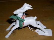 Christmas Rudolph  Figure