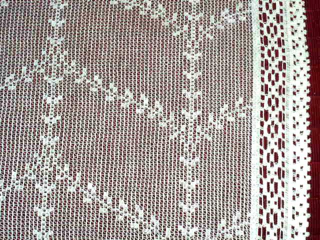 Lace Curtain Panels