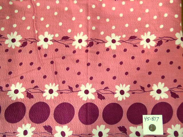 Vintage Fabric  1920    - Seersucker