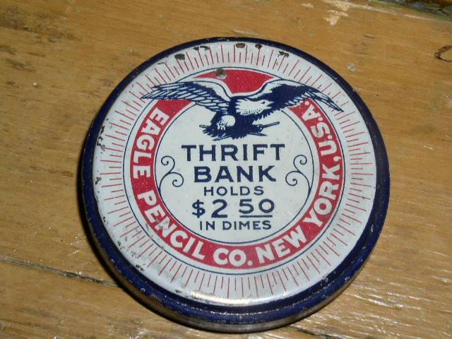 Eagle Pencil Co. Thrift Bank