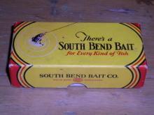 South Bend Bait Lure Box