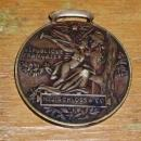 1889 Paris World's Fair Watch Fob