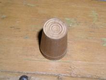 Wood Thimble