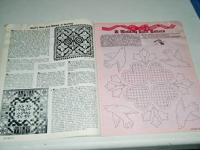 Quilter's Newsletter Magazine #112,  - QM