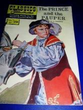 The Prince and the Pauper,  Classics Illustrated #29