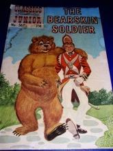 The Bearskin Soldier,  Classics Illustrated Junior #567