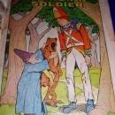 The Bearskin Soldier,  Classics Illustrated Junior #567