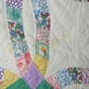 Double Wedding Ring Quilt   - QLT