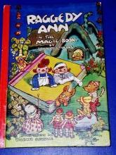 Raggedy Ann in the Magic Book