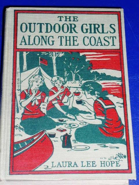 Outdoor Girls, Along the Coast, First Editiion