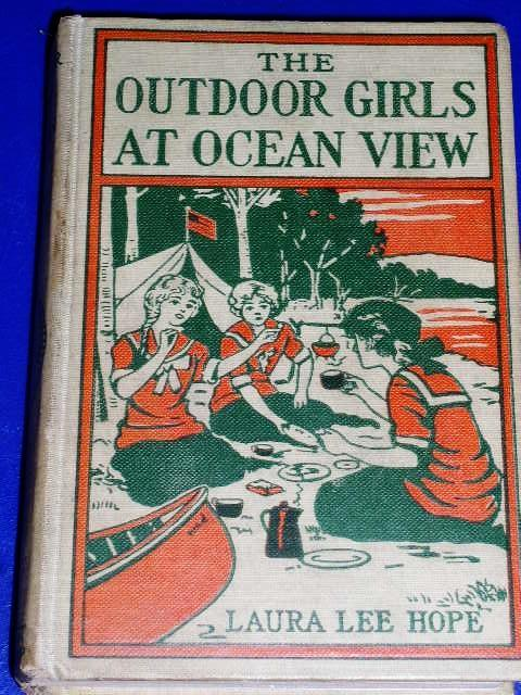 Outdoor Girls At Ocean View,  First Edition