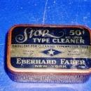 Star Type Cleaner Tin