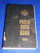 1950 GE Photo Data Book