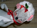Annalee Doll - Christmas Mouse -  SALE ITEM