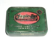 Magic-Lax Laxative Nuggets Tin
