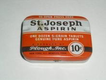 St. Joseph Aspirin Pocket Tin