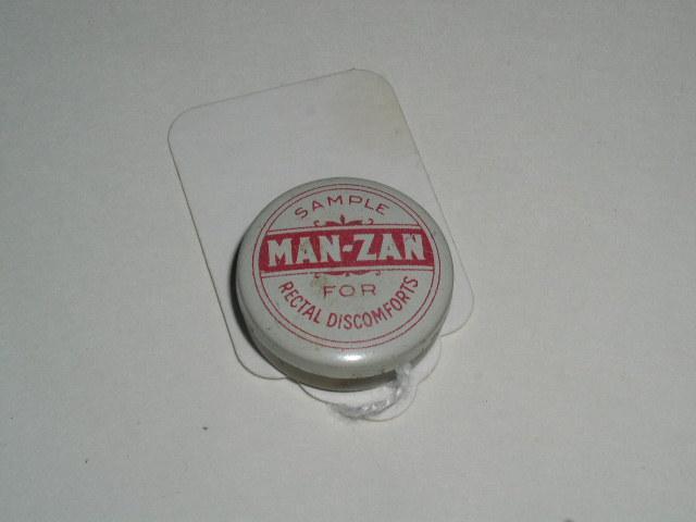 Man-Zan Sample Tin