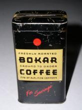 Bokar Coffee Tin Bank