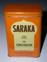 Saraka for Constipation Tin