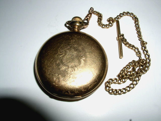 Elgin National Watch Co. Pocket Watch