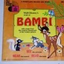 Bambi,  Disney Childs Record and Book