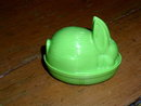 Easter Bunny Candy Container