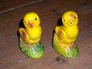 Easter Chalk Chicks