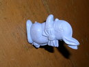 Easter Tiny Bunny Rattle Toy