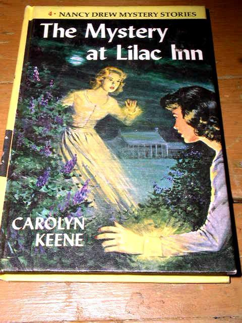 Nancy Drew - The Mystery at Lilac Island