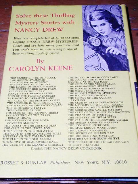 Nancy Drew - The Mystery at Lilac Island
