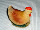 German Easter Hen Candy Container