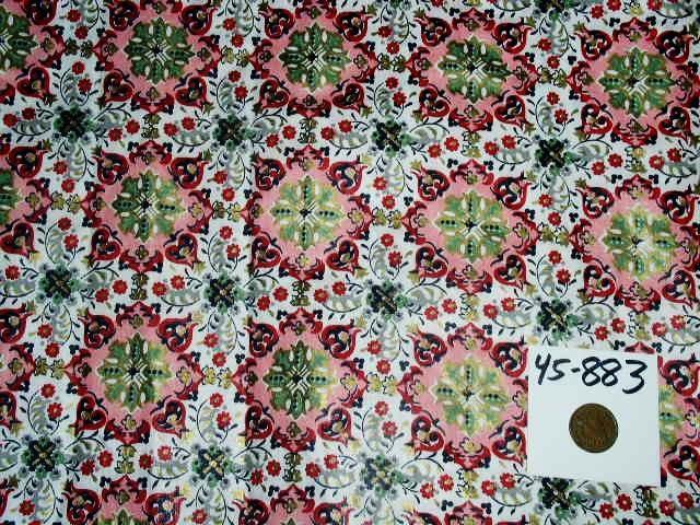 Vintage Fabric 1920's