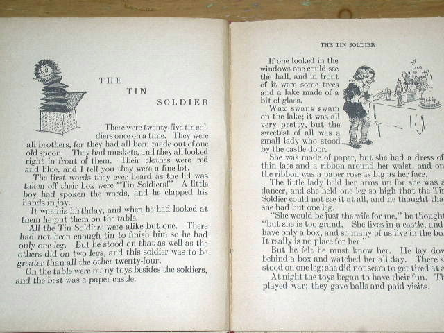 Anderson's Fairy Tales Book