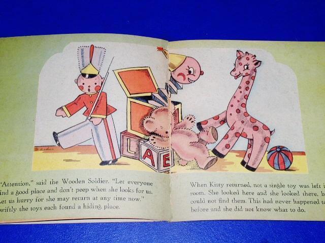 The Untidy Little Kitten Children's Book