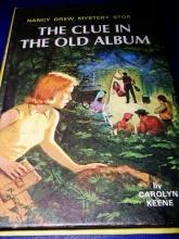 Nancy Drew, Clue in the Old Album