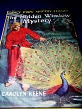 Nancy Drew, Hidden Window Mystery