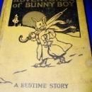Adventures of Bunny Boy, Children's Book, 1920's