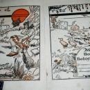 Adventures of Bunny Boy, Children's Book, 1920's