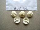Buttons - Pierced Celuloid