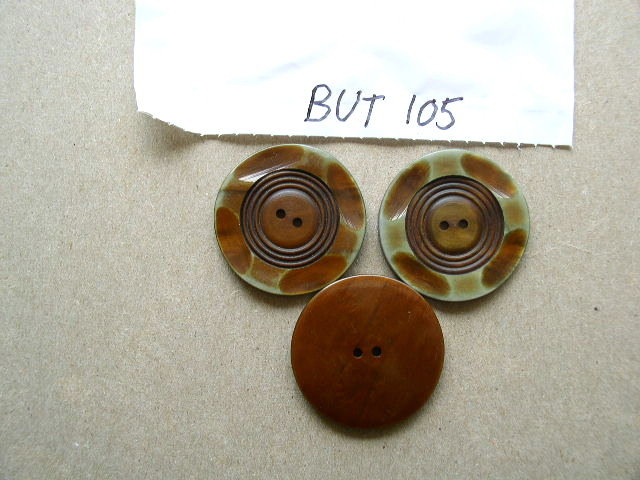 Buttons - Celuloid