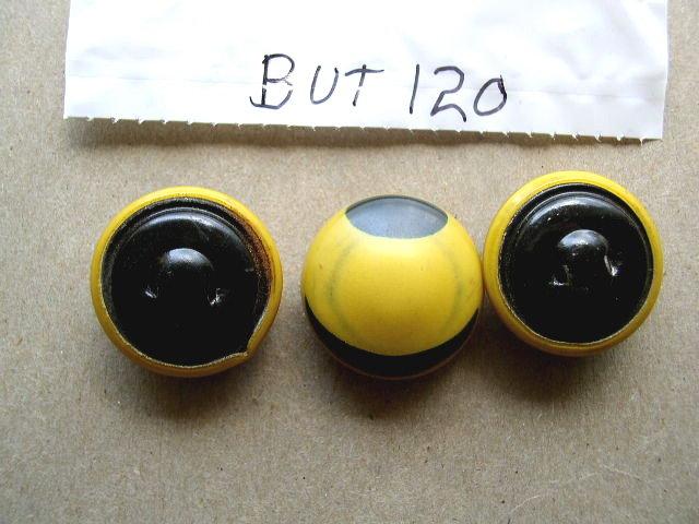 Buttons - Celuloid &  Metal