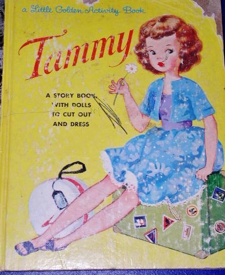 Tammy - Little Golden Book