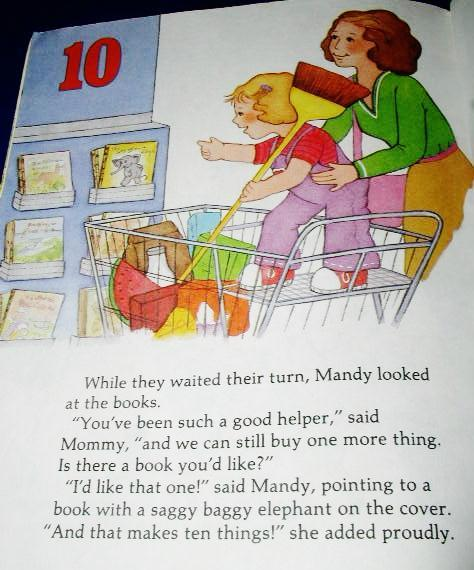 Ten Items or Less, Little Golden Book - 1st Printing