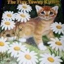 The Tiny, Tawny Kitten, Little Golden Book - 1st Printing