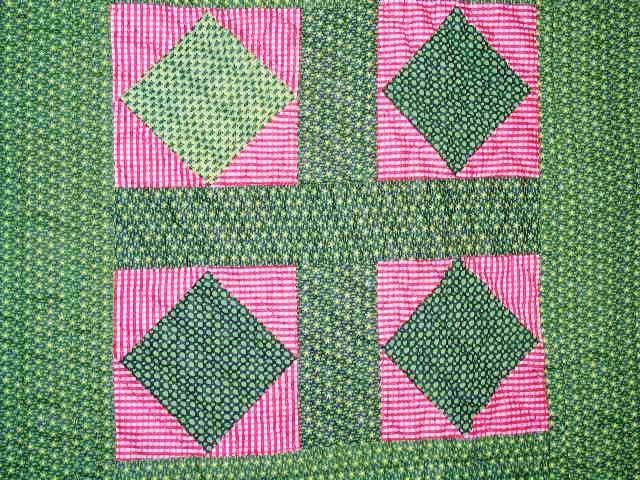 Square in a Square Quilt  -   QLT