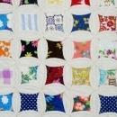 Cathederal Window Quilt  -   QLT
