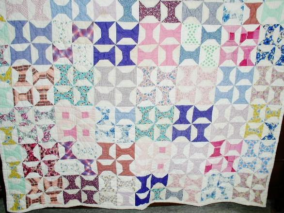 Spinning Spools Quilt  -   QLT
