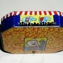 Daily Dime Bank, Carnival Theme.